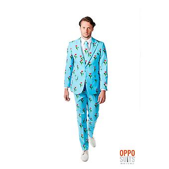 Tulips from Amsterdam Tulip suit Opposuit slimline Premium 3-piece suit
