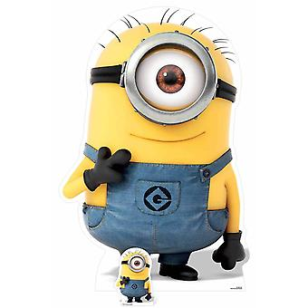 Carl Minion from Despicable Me 3 Cardboard Cutout /  Standee / Stand up