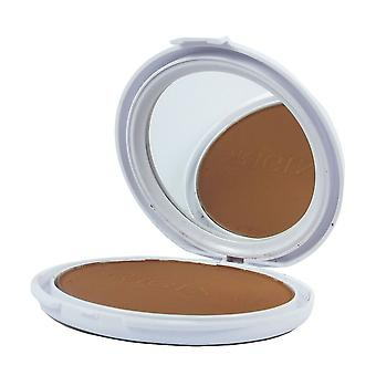 Island Beauty Compact Pressed Powder Rich Brown 18g