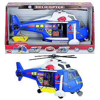 Dickie Helicopter With Lights And Sound
