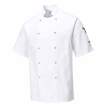 Portwest - Cumbria Chefs Cuisine Workwear Jacket