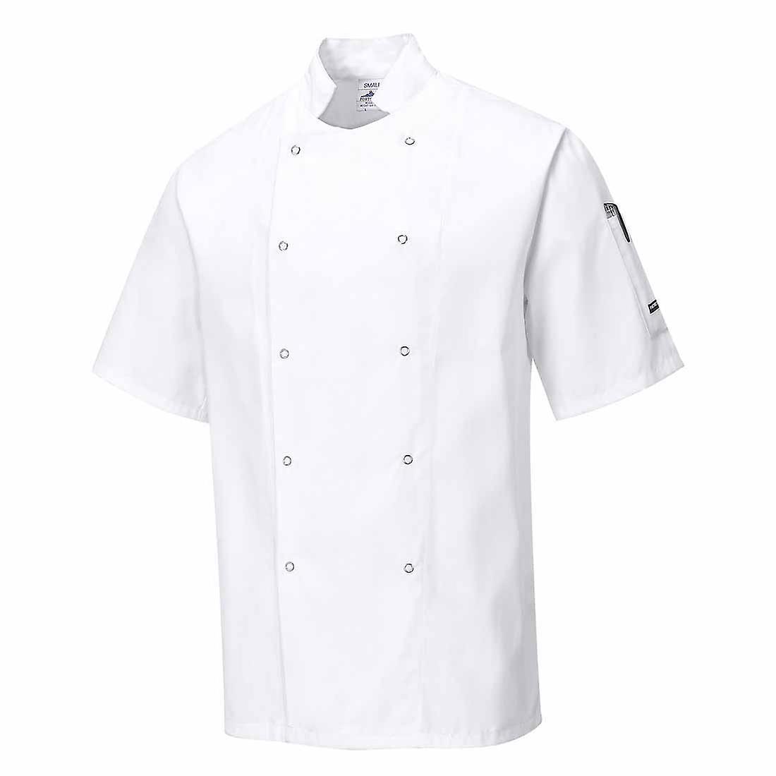 Portwest - Cumbria Chefs Kitchen Workwear Jacket