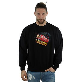 Disney Men's Cars Lightning McQueen Sweatshirt