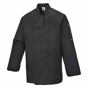 sUw - Somerset Chefs cocina chaqueta de ropa de trabajo