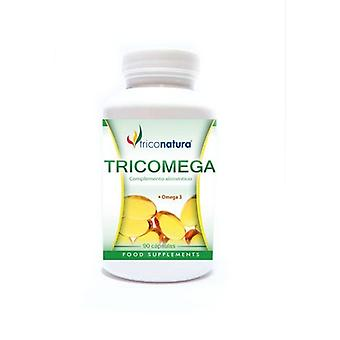 Triconatura Trico-mega 60perlas (Vitamins & supplements , Omegas & fatty acids)