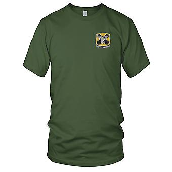 US Army - 310th Cavalry Regiment Embroidered Patch - Fidelis Ladies T Shirt