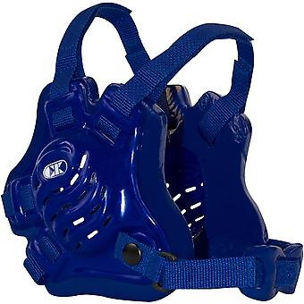 Cliff Keen F5 Tornado Wrestling Headgear - All Royal Blue