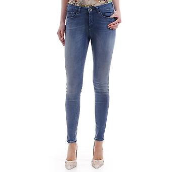 Maison Scotch La Bohiemme Eternal Blue Skinny Jeans