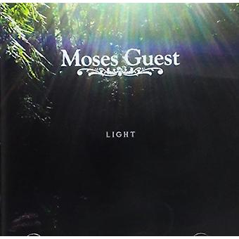 Moses Guest - lys [CD] USA import