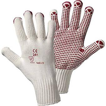 worky 1130 LATEST knit gloves 50% Polyamide/50% cotton