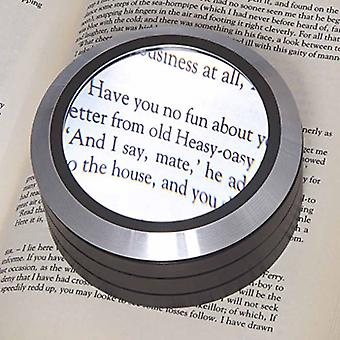 LED Paperweight Magnifying Glass