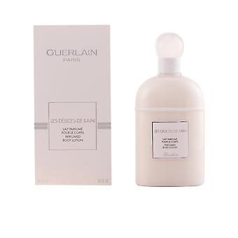 Guerlain Le Delice De Bain Body Lotion 200ml Womens New Sealed Boxed