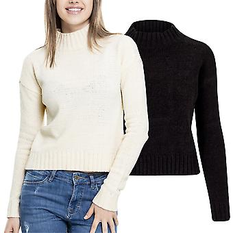 Urban classics ladies - CHENILLE TURTLENECK sweater knit
