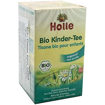 Holle Tisane 20Bolsitas Eco Baby Tee (Childhood , Healthy diet , Infusions)