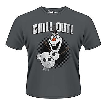 Frozen Olaf Chill Out camiseta