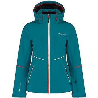 Dare 2b mujeres/damas invocar impermeable transpirable acolchada chaqueta de esquí
