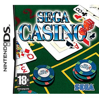 Sega Casino puzzel (Nintendo DS)