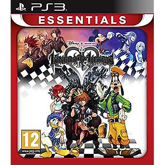 Kingdom Hearts 1,5 Remix Essentials (PS3)