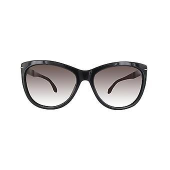 カルバンク ラインのサングラス CK4220S-372-56 黒亀