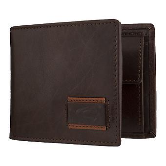 Camel active mens wallet wallet purse Brown 6339
