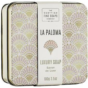 Scottish Fine Soaps La Paloma Seife in der Dose