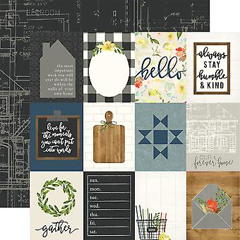 Welcome Home ' Double-Sided Cardstock 12