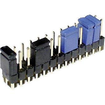 Shorting jumper Contact spacing: 2.54 mm Pins per row:2 econ connect SHSWG Content: 1 pc(s) Bulk