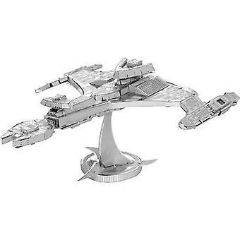 Kit modelo Metal terra Star Trek Klingon Vorcha
