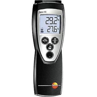 Thermometer testo 0560 7207 -100 up to +800 °C Sensor type Pt100