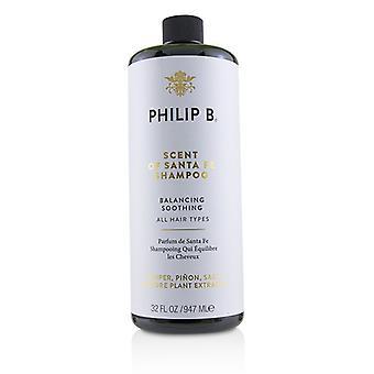 Philip B Scent of Santa Fe Shampoo (Balancing Soothing - All Hair Types) - 947ml/32oz