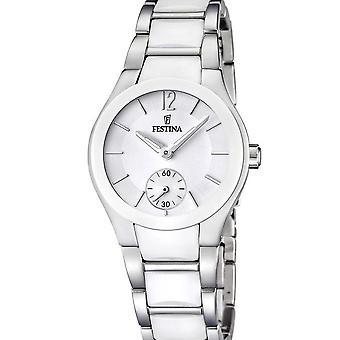 FESTINA - ladies Bracelet Watch - F16588/1 - ceramic - trend