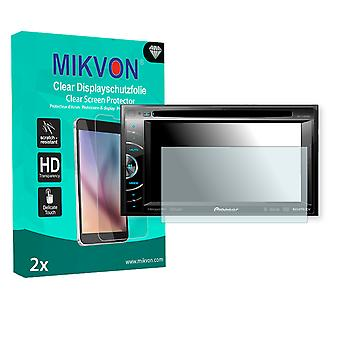 Pioneer AVH-X2600BT Screen Protector - Mikvon Clear (Retail Package with accessories)