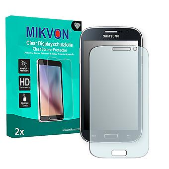 Samsung Galaxy Grand Neo Plus Screen Protector - Mikvon Clear (Retail Package with accessories)