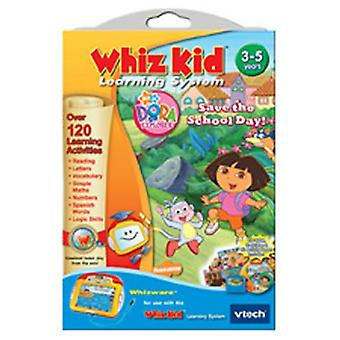VTech Whiz Kid: Dora the Explorer: Save the School Day