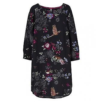 Joules Joules Lyris Womens Dress With Full Sleeves (Z)