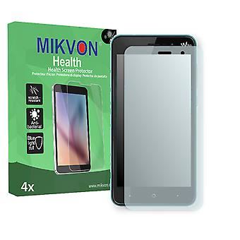 Wiko Lenny 4 Screen Protector - Mikvon Health (Retail Package with accessories)