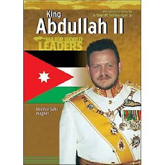 Koning Abdullah II - koning van Jordanië door Heather Lehr Wagner - 97807910825