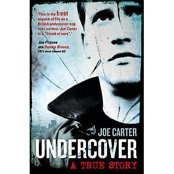 Undercover by Joe Carter - 9781784753443 Book