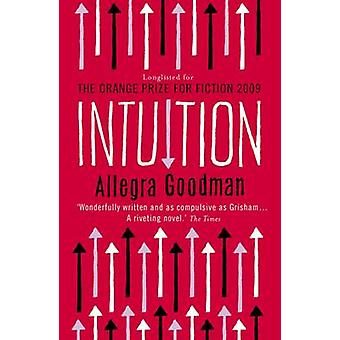Intuição (principal) por Allegra Goodman - livro 9781843548423