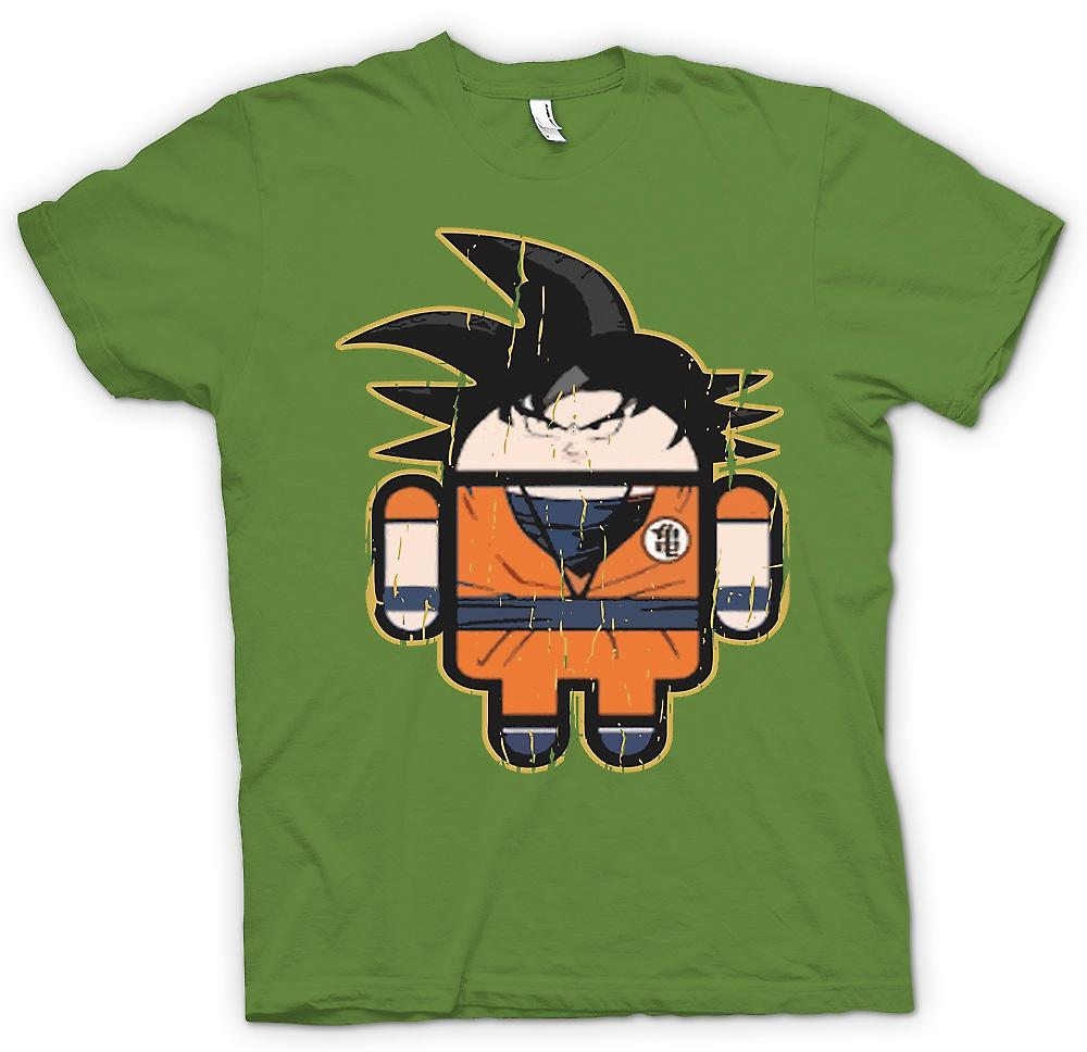 Mens T-shirt - Goku Android - Dragonball Z