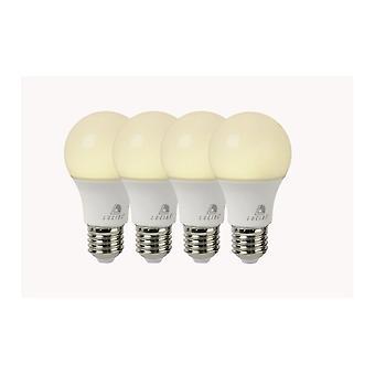 Lucide LED-Lampe moderne Welt synthetischen Material matt-weiße LED-Lampe