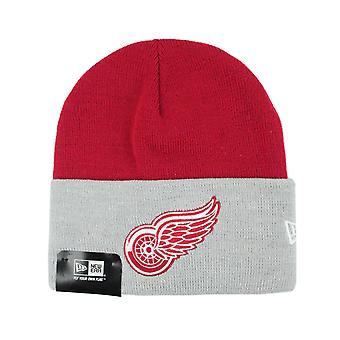 New Era NHL Detroit Red Wings Knit Hat