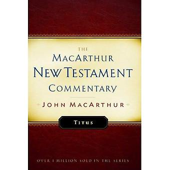 Titus (MacArthur nya testamentet kommentarserie)