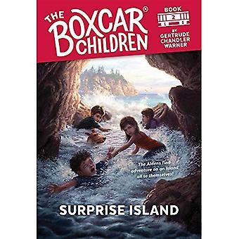 Överraskning Island (Boxcar barn)