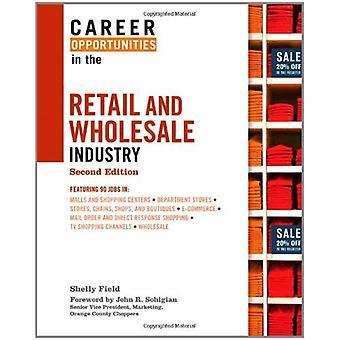 Opportunità di carriera nella vendita al dettaglio e all'ingrosso industria, seconda edizione