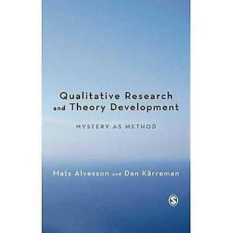 Qualitative Forschung und Theoriebildung: Geheimnis als Methode