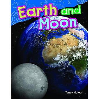 Earth and Moon (Grade 1) (Science Readers)