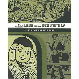 Luba et sa famille: un amour et un livre de fusées (amour & Rockets)