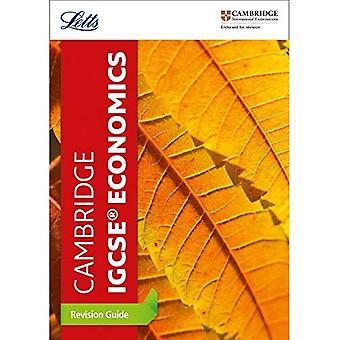 Cambridge IGCSE (TM) nationalekonomi Revision Guide (Letts Cambridge IGCSE (TM) Revision) (Letts Cambridge IGCSE (TM) Revision)
