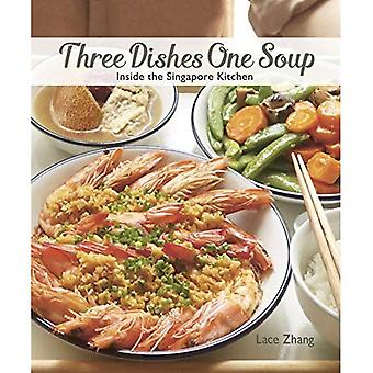 Three Dishes One Soup: Inside the Singapore Kitchen